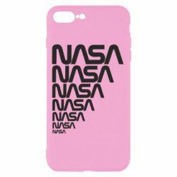 Чехол для iPhone 7 Plus NASA