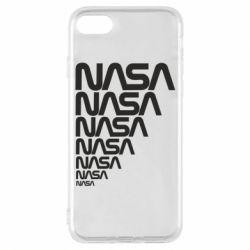 Чехол для iPhone 8 NASA