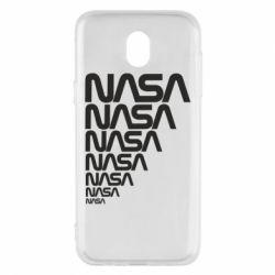 Чехол для Samsung J5 2017 NASA