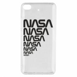 Чехол для Xiaomi Mi 5s NASA