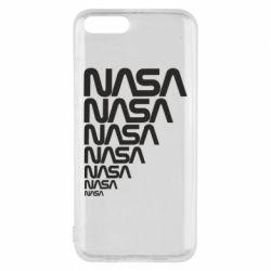 Чехол для Xiaomi Mi6 NASA