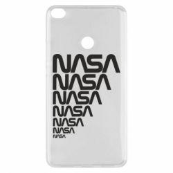 Чехол для Xiaomi Mi Max 2 NASA