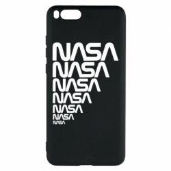 Чехол для Xiaomi Mi Note 3 NASA