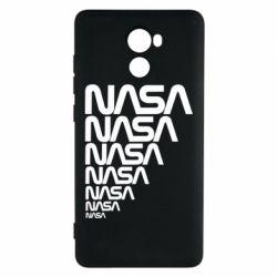 Чехол для Xiaomi Redmi 4 NASA