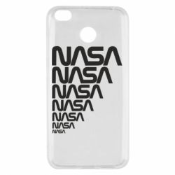 Чехол для Xiaomi Redmi 4x NASA