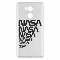 Чехол для Xiaomi Redmi 4 Pro/Prime NASA