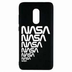 Чехол для Xiaomi Redmi Note 4 NASA