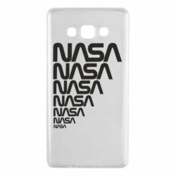 Чехол для Samsung A7 2015 NASA