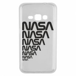 Чехол для Samsung J1 2016 NASA