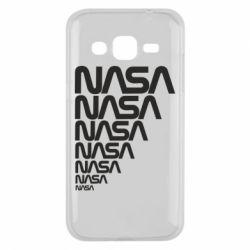 Чехол для Samsung J2 2015 NASA