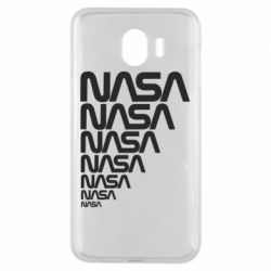 Чехол для Samsung J4 NASA