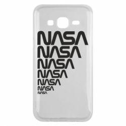 Чехол для Samsung J5 2015 NASA