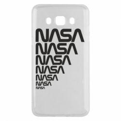 Чехол для Samsung J5 2016 NASA