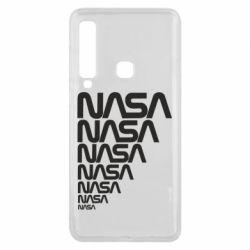 Чехол для Samsung A9 2018 NASA