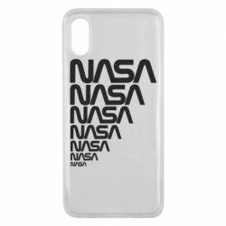 Чехол для Xiaomi Mi8 Pro NASA