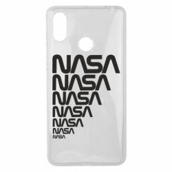 Чехол для Xiaomi Mi Max 3 NASA