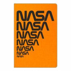 Блокнот А5 NASA