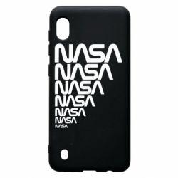 Чехол для Samsung A10 NASA