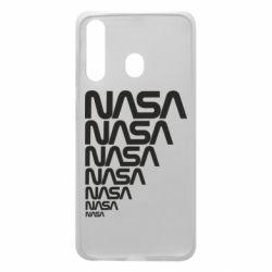 Чехол для Samsung A60 NASA