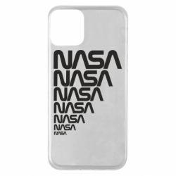 Чехол для iPhone 11 NASA