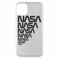 Чехол для iPhone 11 Pro NASA