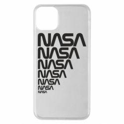 Чехол для iPhone 11 Pro Max NASA