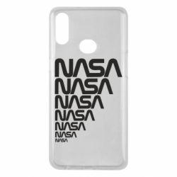 Чехол для Samsung A10s NASA