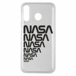 Чехол для Samsung M30 NASA