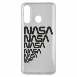 Чехол для Samsung M40 NASA