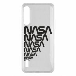 Чохол для Xiaomi Mi A3 NASA