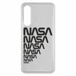 Чехол для Xiaomi Mi9 SE NASA