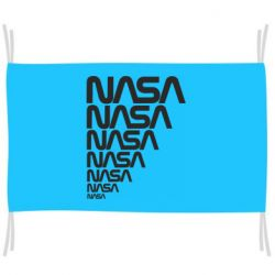 Флаг NASA