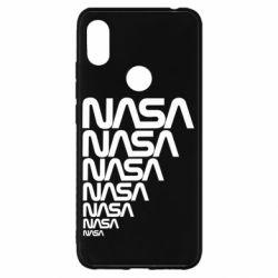 Чехол для Xiaomi Redmi S2 NASA