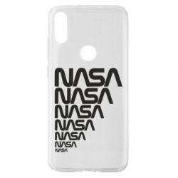 Чехол для Xiaomi Mi Play NASA