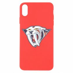 Чехол для iPhone X Nashville Predators - FatLine