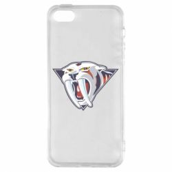 Чехол для iPhone5/5S/SE Nashville Predators - FatLine