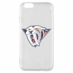 Чехол для iPhone 6/6S Nashville Predators - FatLine