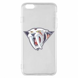 Чехол для iPhone 6 Plus/6S Plus Nashville Predators - FatLine