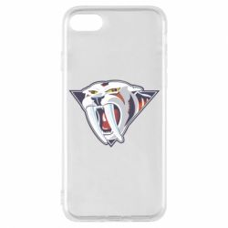 Чехол для iPhone 7 Nashville Predators - FatLine
