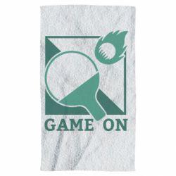 Полотенце Настольный Теннис игра