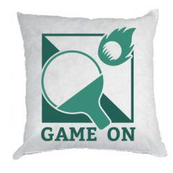 Подушка Настольный Теннис игра