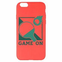 Чехол для iPhone 6 Plus/6S Plus Настольный Теннис игра