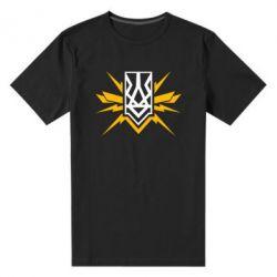 Чоловіча стрейчева футболка National building