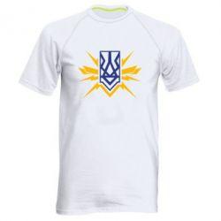 Чоловіча спортивна футболка National building