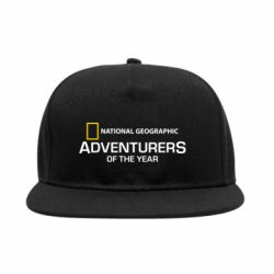 Снепбек National Geographic Adventurers of the year