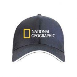 Кепка National Geographic logo