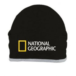 Шапка National Geographic logo