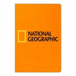 Блокнот А5 National Geographic logo