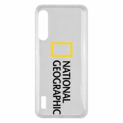 Чохол для Xiaomi Mi A3 National Geographic logo
