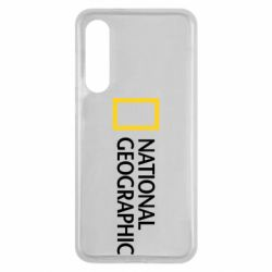 Чехол для Xiaomi Mi9 SE National Geographic logo
